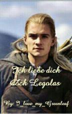 Ich liebe dich doch Legolas by I_love_my_greenleaf
