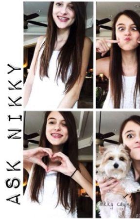 Ask Nikky by nikkycaylen1