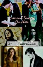 Romitri One-Shots by VABrallie_
