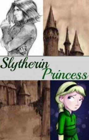 Slytherin Princess ( Harry Potter: Severus Snape fanfic