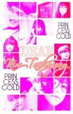Dear Kim Taehyung [V] by pRincessGold24