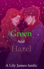 Green and Hazel by versmi0825
