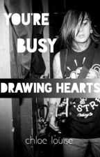 You're Busy Drawing Hearts // Tony Perry by ChloeLouiseT__
