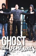 Ghost Adventures Imagines by GhostlyBagans