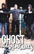 Ghost Adventures Imagines by GhostlyBagans