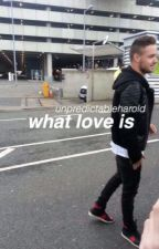 what love is ; liam payne by tenrifesea