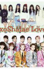 ExoShidae Love by Yufa_ByunYuri