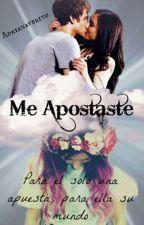 Me Apostaste by adrianavbrito