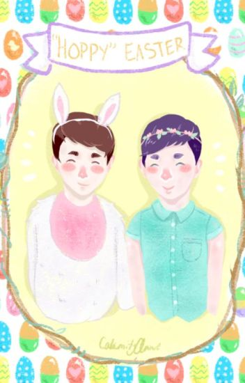 The Easter Baking Fic: A PhanFic