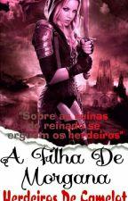 Camelot  A Filha de Morgana by candy_callens