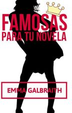 Actrices, modelos, cantantes y, en general, famosas para tus novelas. by EmGalbraith