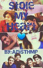 ♡ Stole My Heart ♡ - One Direction y Tu - 1ra Temporada by AriiSTHMP