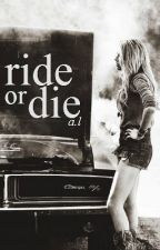 Ride or Die ▹ Brian O'Conner by furiousIy