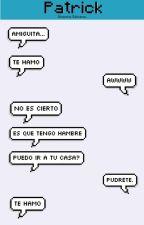 Textos de Amigos. by woahitsrowena