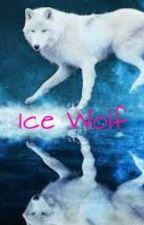 Ice Wolf by yayi19rivera