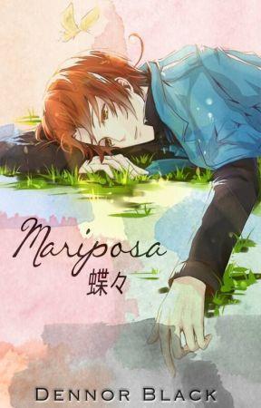 Mariposa 蝶々[Hetalia Fanfic] by DenNorBlack