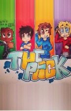 Adopted by The Pack?( A Merome, Vikklan, and Poofless fan-fic) by PheoWrites