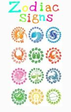 Zodiac signs by SeriaRose