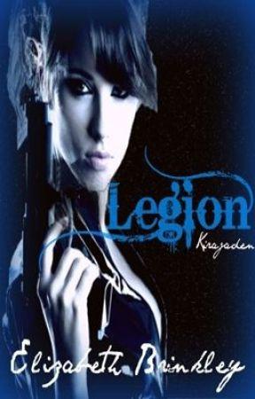 Legion by kirajaden