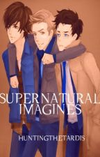 Supernatural Imagines by huntingthetardis