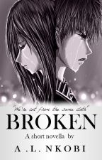 BROKEN by IllicitImagination