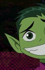 Beast Boy x vampire!shy!reader (x maybe robin) by Sydwoof4321