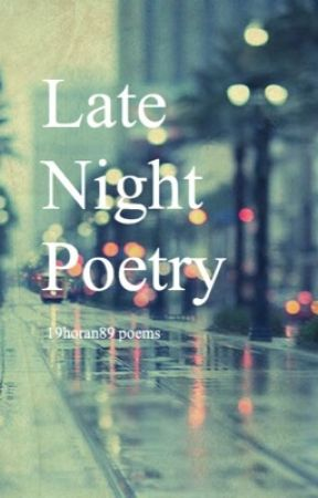 i miss you at night poems