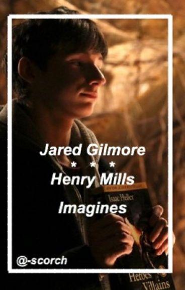 Jared Gilmore // Henry Mills Imagines