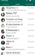 Whatsapp Youtubers by KxylaKxxkies