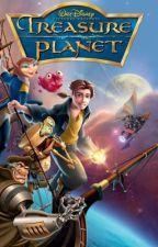 Treasure Planet by dhiawbshdieb