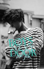 Boys Next Door: Book 2 (boyxboy) by RobertAdler