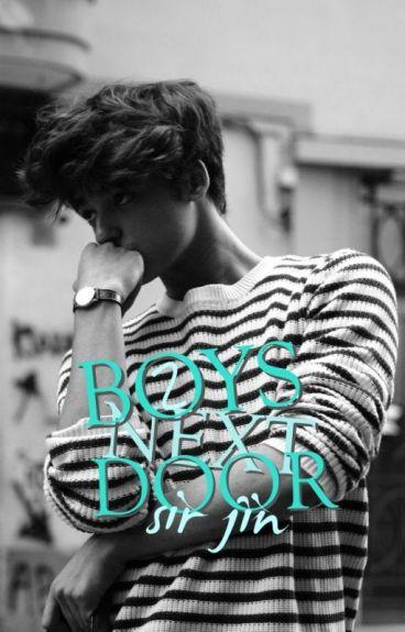 Boys Next Door: Book 2 (boyxboy)