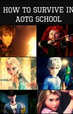 How to survive in AOTG School! (Hiccelsa vs Jelsa) by OTPshipper01
