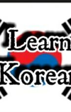 Learn Korean 한글 by PinkGoddess143