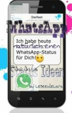 Whatsapp Status Ideen by _LaraW_