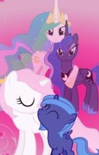 My Little Pony: The Start by DaisyShineAJ