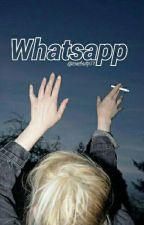 WhatsApp | Zayn Malik by mariadp17