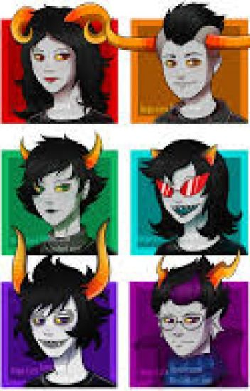 Homestuck x Reader