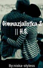 Gimnazjalistka || by niska-styless