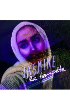 Jasmine, la tempête. by Appollonis
