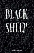 BLACK SHEEP: a poem about fitting in by DaggerDarkstar6