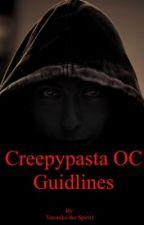 Creepypasta OC Guide lines by Veronika-the-Spirit1
