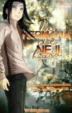 La Hermana De Neji Hyuga ||Kiba|| ||Book 1||  by XxWhitNyanBrowxX