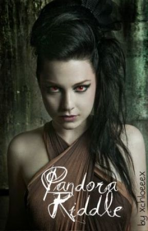 Pandora Riddle - Voldemorts Daughter (Book 1) by xchloeeex
