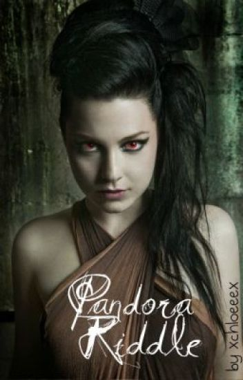 Pandora Riddle - Voldemorts Daughter (Book 1)