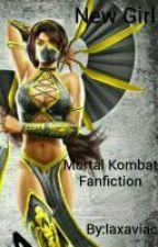 Mortal Kombat: New Girl by liluziverttwin