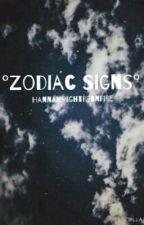 °Zodiac Signs° by HannahMightBeOnFire