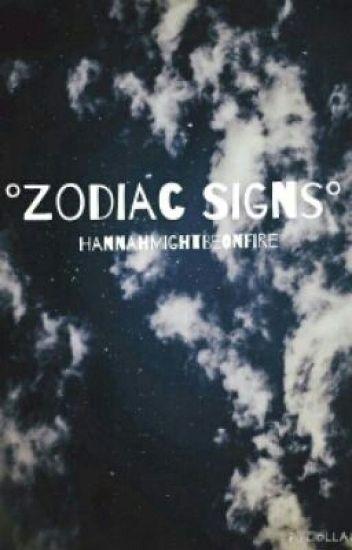 °Zodiac Signs°