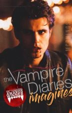 The Vampire Diaries Imagines by mcrningstar