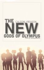 the new gods of olympus • percy jackson by calsonlyreason